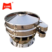 Vibration Sieve Machine For Rotary Vibrating