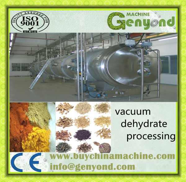 mixing drying double cone rotary vacuum dryer