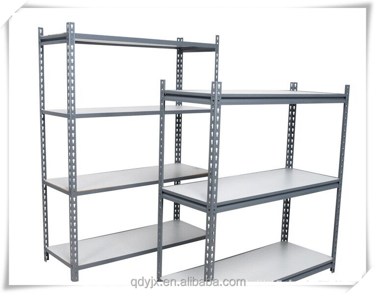 Factory supplier light duty steel storage shelf malaysia boltless rack
