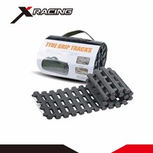 Xracing CS-004C Car/Truck Emergency Tool Kit skidproof Vehicle Escaper /4x4 off road sand track Mud Snow Traction