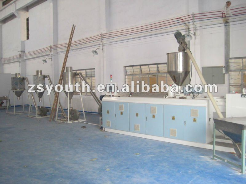 PVC Granulator production line