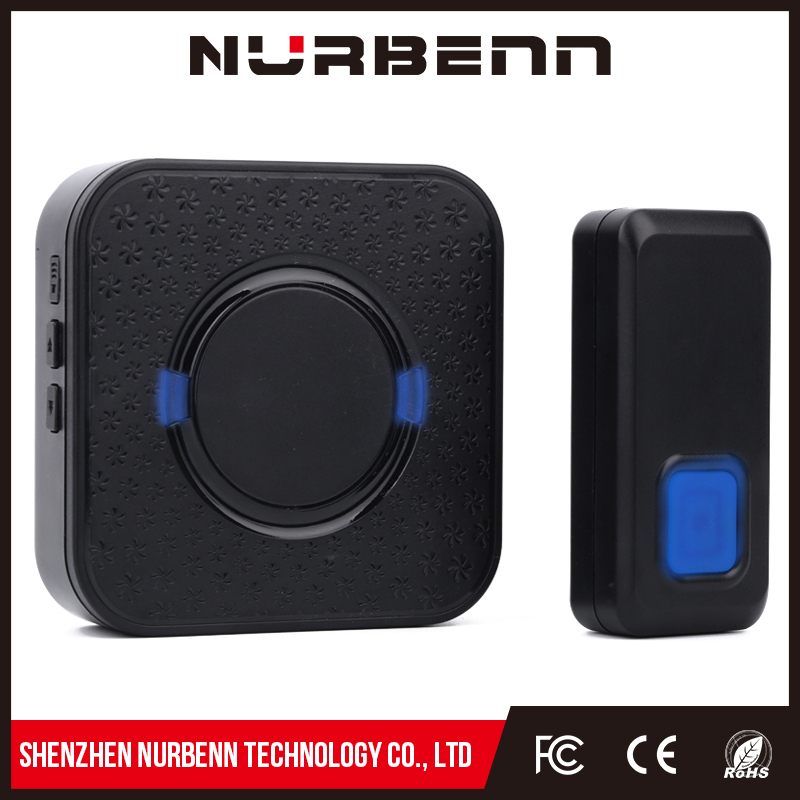 Fashion Yuong Wireless doorbell with button for Algiers