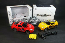 new 4CH plastic RC car toy model