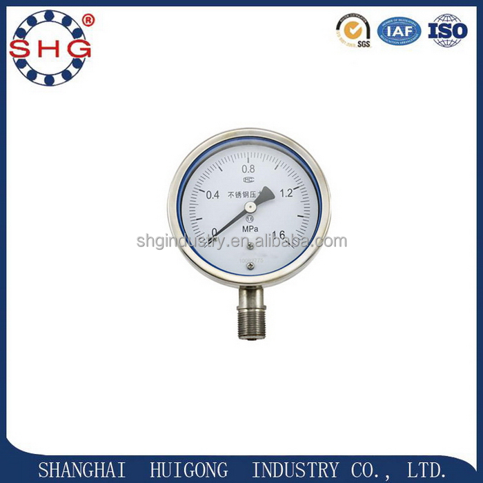 Wholesale Cheap reliable Quality z-200 vacuum pressure gauge in china