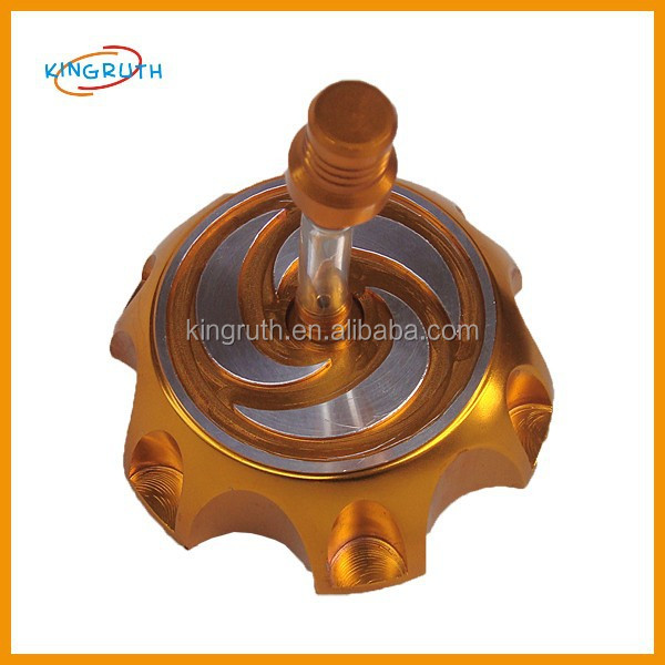 Made in china Gold fuel tank cap for autocycle fit for motorcycle atv