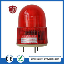 LTE-5105 3w LED Continuous fast rotation light AC220V DC12V 24V used in Car / motorcycle / electric car / booth / Garage