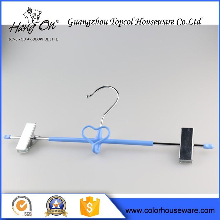 Wire Hangers For Clothes , Dolls Wire Hanger With Pegs