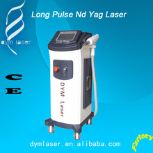 OEM service No pigmentation best price nd yag long pulse laser hair removal Back Upper