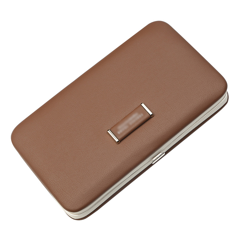 Fashion style cheap designer creative wallet ladies beautiful large capacity multi function purse minimalist wallet