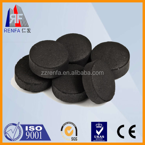 Shisha Charcoal round discs for incense burning Hookah charcoal
