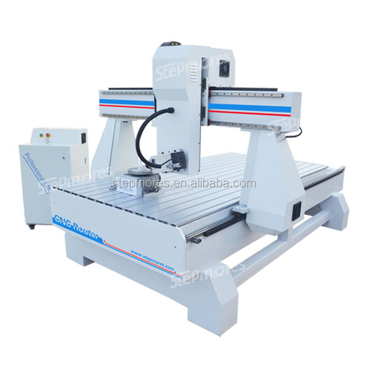 heavy duty China cnc lathe machine , Stepmores 5-axis cnc machine on sale