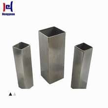 Stainless steel cutting rhs hollow section 304 hollow srhs hollow section square tube/pipe