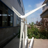 Wind Solar Hybrid System Powered Street