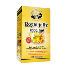 Improves Sleeping Quality Pellets Soft Bee Gels Royal Jelly Capsules