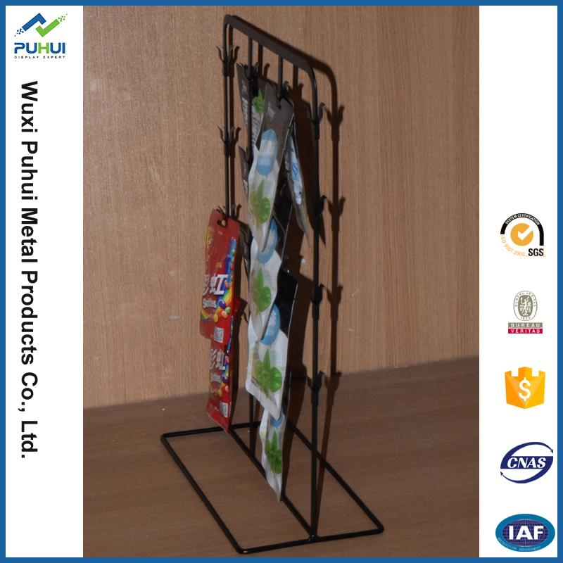 Chinese stable free standing wire display racks