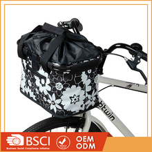 Bicycle bag saddle Tube Frame accessories Pannier Water Resistant Bike Bag & 5.5 inch Mobile Phone Screen Touch Holder