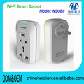 Wifi Remote Relay Power Socket Home Automation stand by 4G&5G for all products