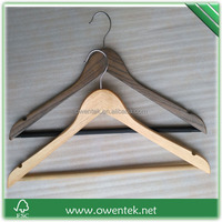 Popular Wooden Coat Hanger Suit Hanger