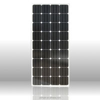 sunpower solar cell solar panel solar module 150 watt for home system
