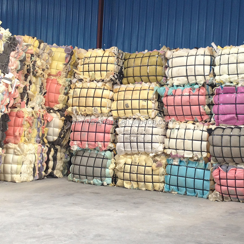 pu foam scrap supplier for rebond sofa/carpet underlay