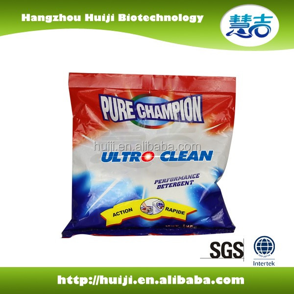 Bulk pakaging laundry washing powder