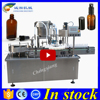 Shanghai factory spray filling machine,glass bottle filling machine