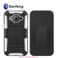 Bulk wholesale strong drop proof SAM J3 2016 phone case for travel