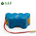 7.2v ni-mh rechargeable battery pack 3500mAh vacuum cleaner battery