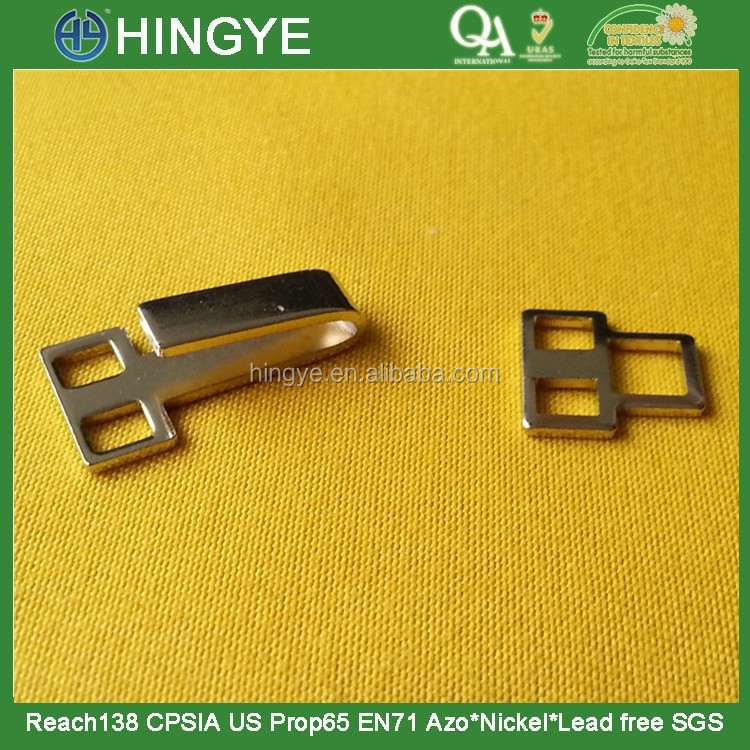 Metal Hook and Bar For Ladies Dress and Skirt -- 6006