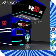 Amazing Games Multi-Seats Wonderful Oversea Market Electric 4D Motion Cinema Seat 6Dof Auto Cinema Dvd Player