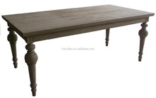 Factory Direct Old style Top Quality Antique Bridge Table Size