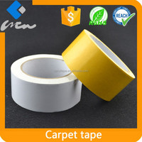 carpet cloth tape / double sided adhesive carpet tape