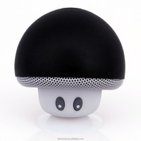 Popular lovely ultra-soft silicone housing waterproof Bluetooth music player speaker for iphone
