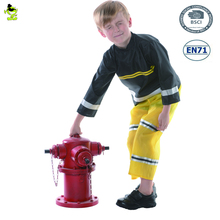 A carnival party children costumes kids fireman costume for kids