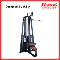American Design Pull Down Srength Machine Magnetic Gym Sri Lanka Commercial Furniture