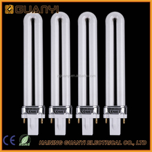 U shaped 9W UV lamp 365nm lamp 110V / 220V 5W - 55W available