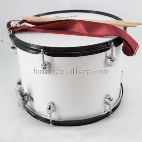 wholesale snare drums with drum sticks and strap