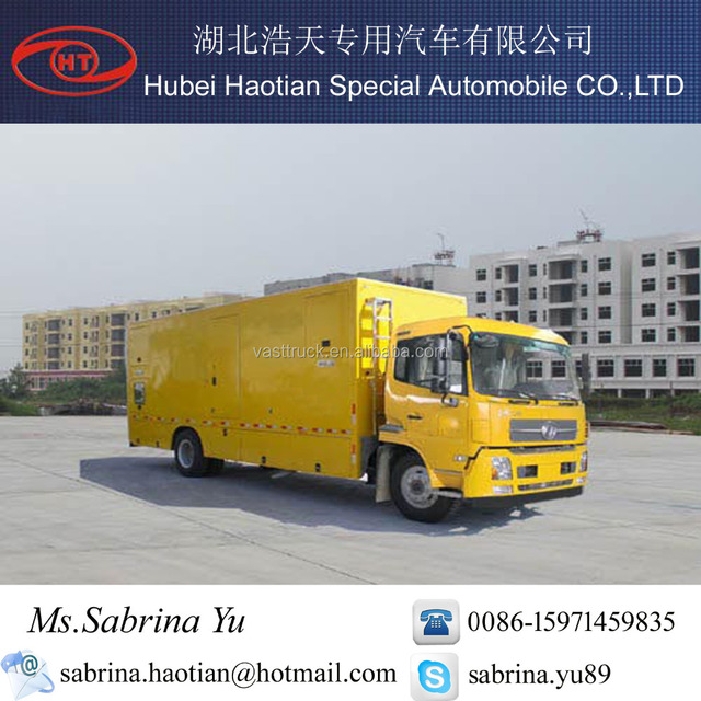 Truck Power Station Suitable for all kinds of Weather