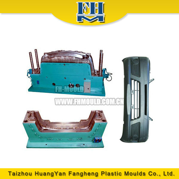 plastic auto bumper injection mould maker