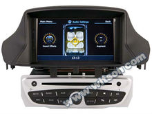 WITSON Car Multimedia for FLUENCE with FM/AM Tuner /RDS