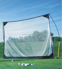 Golf practice net and cage Golf practice hitting cage