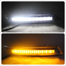 For HONDA Crosstour 2012 LED Head Lights Led Daytime Running Light