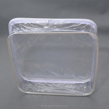 Hot Sale Clear PVC Bags For Bed Sheets Packing Plastic Ziplock Bags