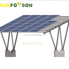Carport solar mounting system, solar panel bracket/ PV mounting structure/ photovoltaic stents