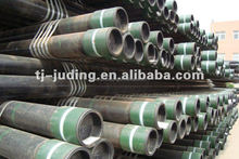 "ISO9001 Factory direct sale 4 1/2"" P110 btc casing pipe price"