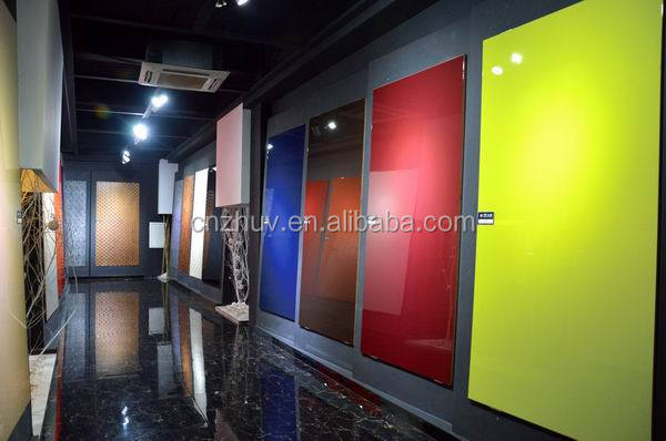 High Glossy Acrylic cutting laminated MDF Board for Kitchen Doors price