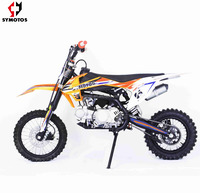 140cc dirtbike motocross 14/12 pit bike 2018 new condition yx140 oil cooler 4 strock SYK-140