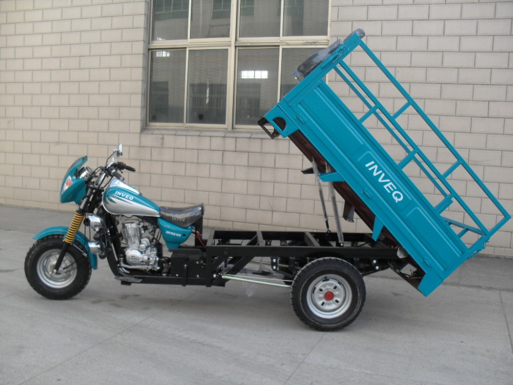 COC certificate 3 Wheelers Goods Carrier Cargo Motor Tricycle Suppliers