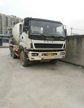 truck 8m3 10m3 12m3 16m3 Chinese Japan original used concrete mixer for sale hot sell