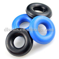 Soft silicone 30A rubber o rings